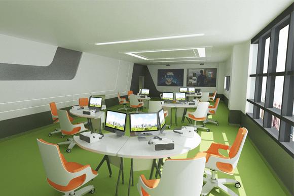 101VR创客教室