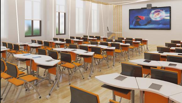 101智慧教室PAD模式