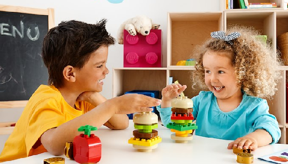 华渔乐高<sup>®</sup>教育幼儿园STEAM教育解决方案