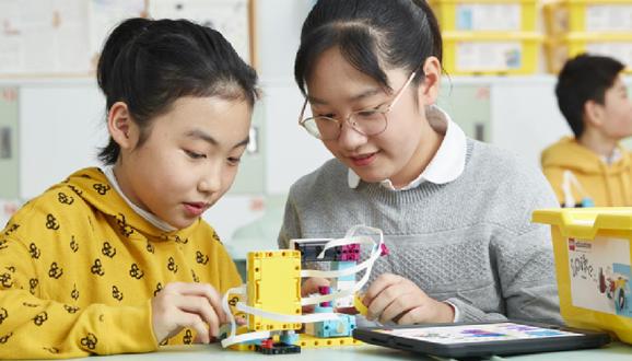 华渔乐高<sup>®</sup>教育小学STEAM教育解决方案
